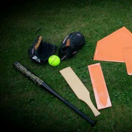pakket-honkbal
