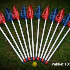 pakket lacrosse